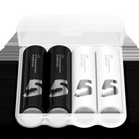 harga Original Xiaomi Zi5 Rechargable Alkaline AA Battery Tokopedia.com
