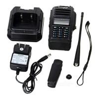 Radio Walkie Handy Talky HT BAOFENG POFUNG Dual Band Waterproof UHF VH