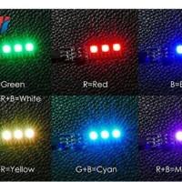 harga Rgb 5050 12v Led Lights Board 7 Color Dip Switch For Qav250 Cc3d Tokopedia.com