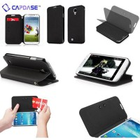 SALE CAPDASE Sider Baco Folder Case Samsung S4 Mini hitam