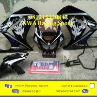 FAIRING DEPAN NINJA 250 KARBU FOR BYSON