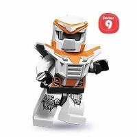 LEGO Minifigures Series 9 - Battle Mech Minifigure Seri #13 Robot MISP