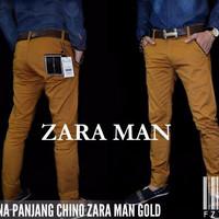 Celana Chino Zara Gold YIYU