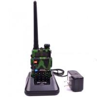 Walky Talky HT BAOFENG POFUNG Dual Band UHF VHF UV-5R - Loreng Army