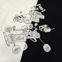 T-shirt tamiya