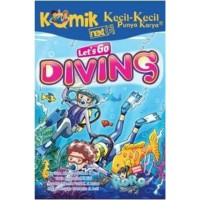 harga Komik KKPK Next G: Lets go diving Tokopedia.com