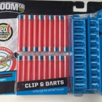 harga BoomCo Clip & Darts - 20pcs Tokopedia.com