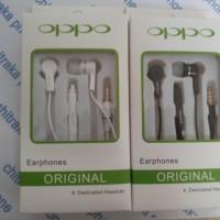 Headset Handsfree Oppo Find 5 mIDNIGHT earphone