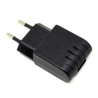 Travel USB Adapter Charger 5V 1A for ZTE - Black Limited