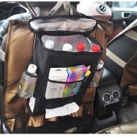 Tas Organizer Gantung Jok Mobil / Auto Car Back Seat Boot Organizer