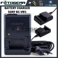 Charger SONY BC-VW1 for NP-FW50 A6000 A5100 A5000 NEX-3/5 SLT-A33/A55