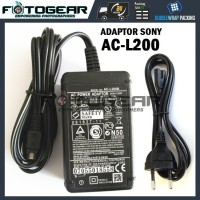 harga Adaptor/Adapter Sony AC-L200/L200B Charger for Handycam HC/DVD Series Tokopedia.com