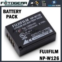 Battery Fujifilm NP-W126 for Fujifilm X-A1/X-M1/X-E1/X-E2/X-T1/X-Pro1