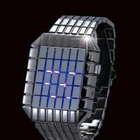 LED Watches - AA-W004 - Black Berkualitas