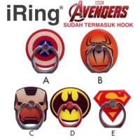 harga iRing hp / Ring holder /cincin hp / Stand iring hp / Avengers - IRAVE Tokopedia.com