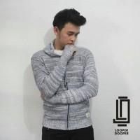 Sweater Rajut Misty Grey