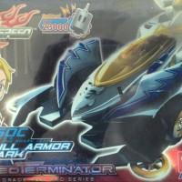 harga auldey go for speed 860c series sammy full armor shark tamiya mini 4wd Tokopedia.com