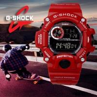 Jam Tangan G-SHOCK RANGEMAN Merah   Jam GShock Casio Keren Cewek Cowok