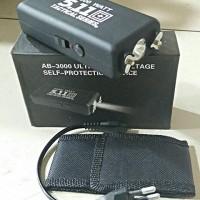 STUN GUN AB-3000 5.11 TACTICAL/ALAT SETRUM 5.11 HIGH VOLTAGE