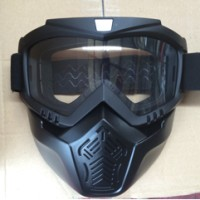 harga Goggle Mask (Helm Klasik Vintage Airsoft) Tokopedia.com