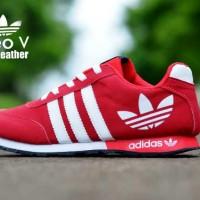 Sepatu Kets Pria Murah Adidas Neo V Full Leather New Ax6 Ready