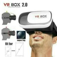 kacamata game nonton film 3D Vr Box Virtual Reality kaca mata Glasses