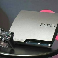 Ps3 Slim Sony + Hdd 320gb + Bonus 30games Terbaru