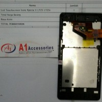 LCD + Touchscreen Sony Xperia V / LT25i
