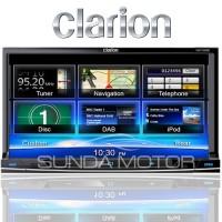 Headunit 2Din Clarion NX 702A - 100% Produk By Sunda Motor