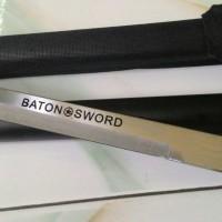 Baton Sword Panjang 87cm (Garde A) / Pedang Tongkat