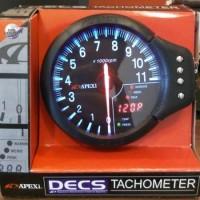 """Tachometer Apexi Decs 5"""""""