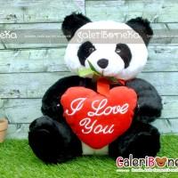 Boneka Panda Love Bear ( HK - 296538 )