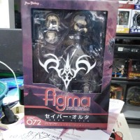 Jual Figma Saber Alter The Type Moon Stay Night Anime No 72 KW Baru
