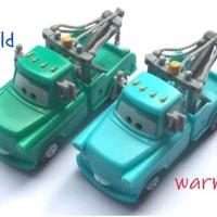 Jual mattel cars color changer original mater (loose) biru-hijau Bar