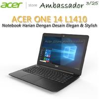 ACER ONE 14 L1410 WINDOWS 10 (32GB eMMC + 500GB HDD)