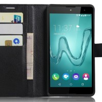Wiko Robby Flip Cover Leather Case Flipcase