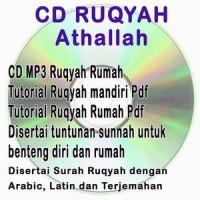 CD Audio Mp3 Ruqyah Athallah