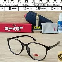 frame kacamata minus/kacamata levis/frame levis premium
