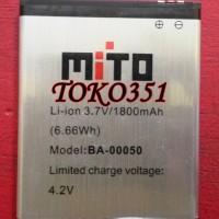 Batre Baterai Mito A70 A 70 BA00050 BA-00050 Ori
