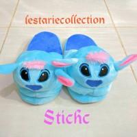Sandal Boneka Dewasa L Stichc / Sandal Lucu / Sandal Rumah / Sandal Kamar