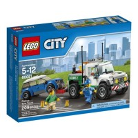 Lego City Pickup Tow Truck