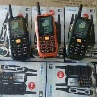 Handphone Gunung Brandcode B81 Powerbank 2 Sim