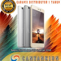 XIAOMI REDMI 3S PRO 3GB / 32GB Garansi Distributor 1 Tahun