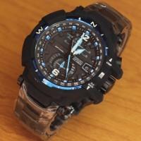 Jam Tangan Pria Ripcurl Gwa-1100 Rantai Black BLue Kw SUper