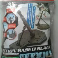 harga Ori Bandai Action Base 1 Black Stand Base Gundam Tokopedia.com