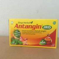 Antangin JRG jamu masuk angin cair jahe royal jelly ginseng