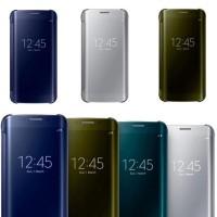 Samsung Galaxy A510 A5 2016 View Clear UV Mirror Case Flip Cover
