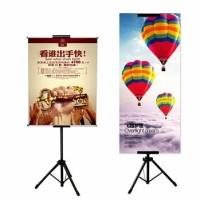 Tripod Display / Stand Banner TRIPOD POSTER / TRIPOD Display BERDIRI