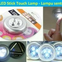 Lampu Stick N klik touch lamp