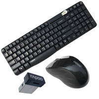 Wireless Keyboard Combo With Mouse -temennya XIaomi Box ato tv andoid